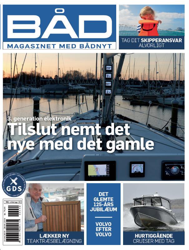 Båd magasinet med bådnyt - Tilslut nemt det nye med det gamle
