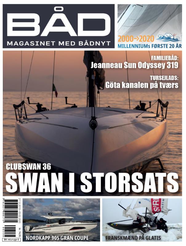 båd magasinet med bådnyt - Clubswan 36 Swan i storsats