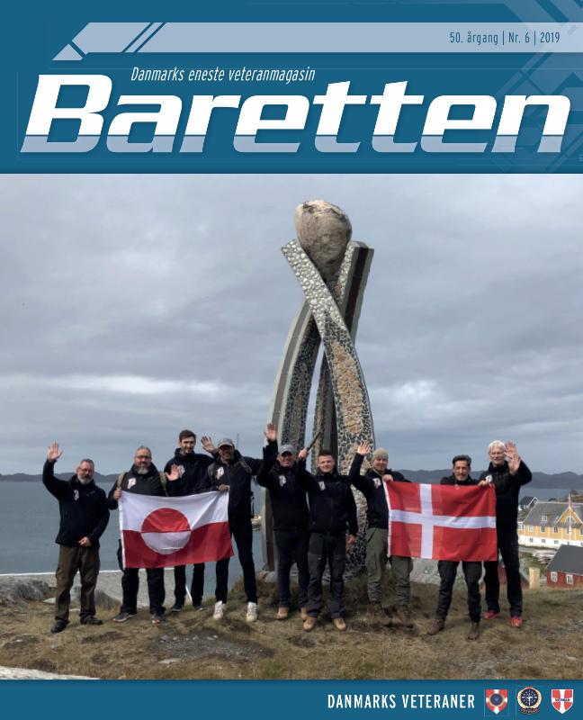 Baretten nr 6 2019 Danmarks eneste veteranmagasin