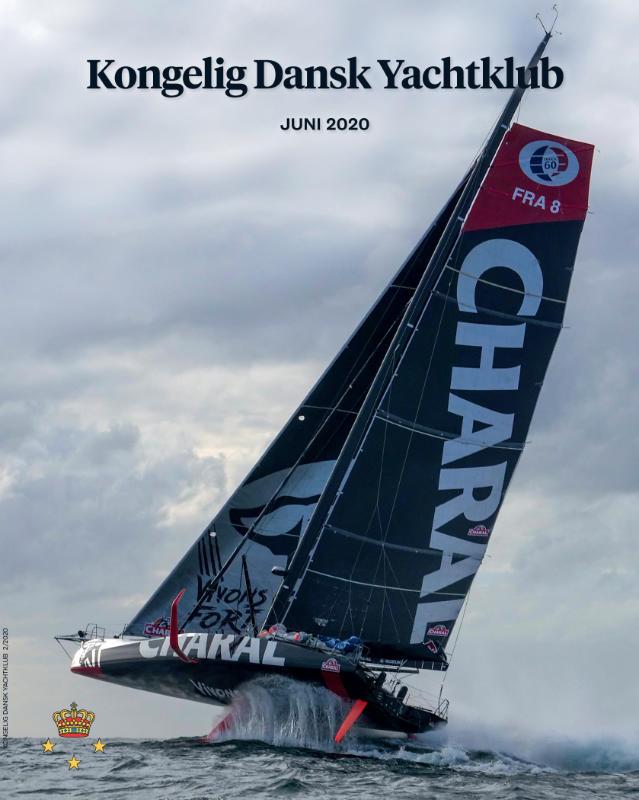 Kongelig Dansk Yachtklub juni 2020 magasin