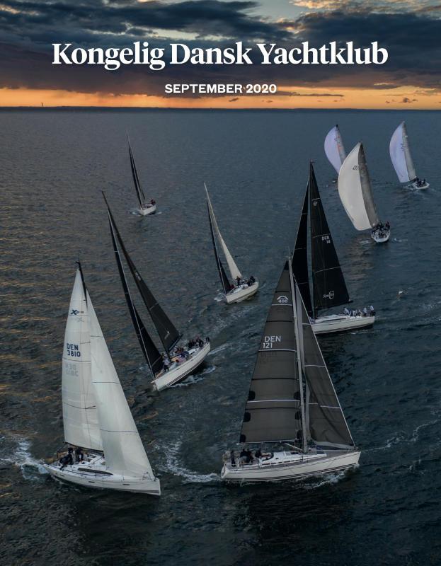 Kongelig Dansk Yachtklub september 2020 magasin