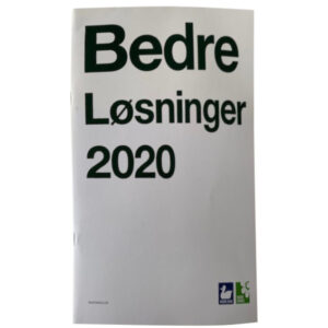 Bedre Løsninger 2020